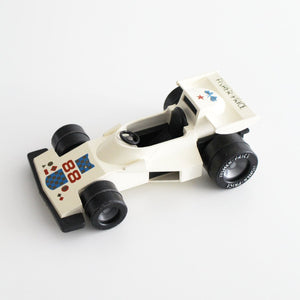●60%OFF● VINTAGE FISHER PRICE RACING CAR 1975