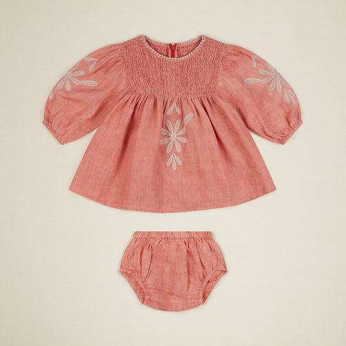 BABY NOELLE | FADED CORAL