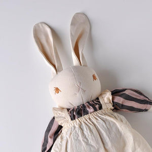 HOLIDAY EXCLUSIVE | LARGE RABBIT WITH RUFFLE DRESS