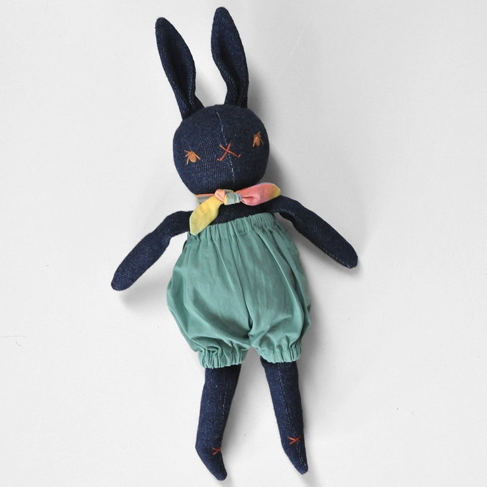 LITTLE DENIM RABBIT