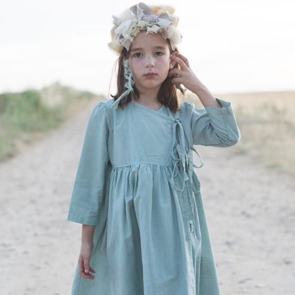 ●60%OFF● ROBE DRESS BLUE SKY (LAST ONE!)