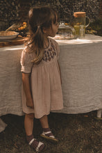 ROSEMARY DRESS | PINK SAND