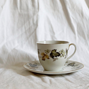 ●40%OFF● VINTAGE TEA CUP AND SAUCER|ROYAL DOULTON