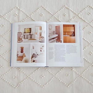HANDMADE COTTON RUG |IVORY