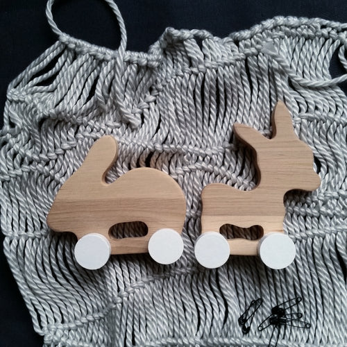 MINI RABBIT AND DONKEY SET