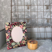 FLORAL PHOTO FRAME SET