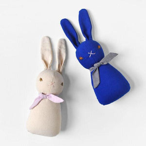 TINY RABBIT RATTLE