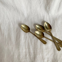 VINTAGE EPNS MINI SPOON SET