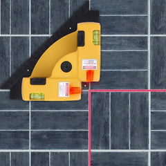 Laser Line Right Angle Projection Level Tool