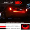 Image of Car Rear Dynamic LED Strip Lights
