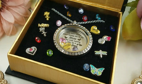 Mom Grandma Necklace Gift