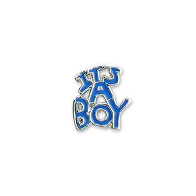 It's a Boy Charm Charm Necklace Charm Tell Me A Charm Floating Charm Lockets
