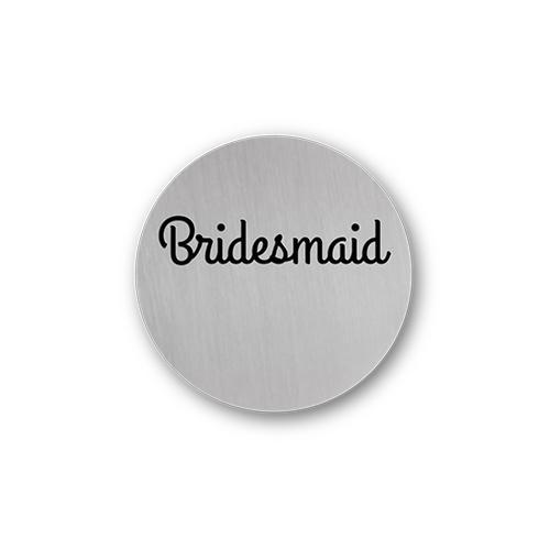 Bridesmaid Necklace Message Plate Charm Necklace Plate Tell Me A Charm Floating Charm Lockets