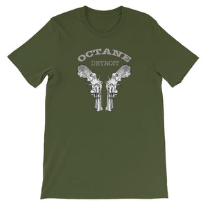 Loaded Detroit Octane Short-Sleeve Unisex T-Shirt
