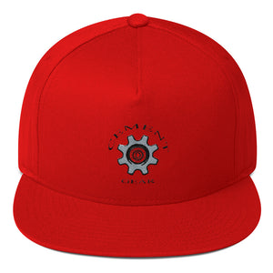 Cement Gear Flat Bill Cap