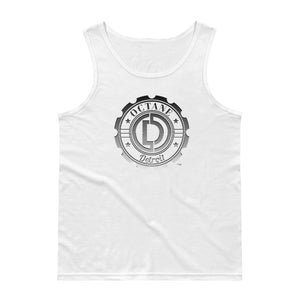 Tank Top with Detroit Octane Bold Logo