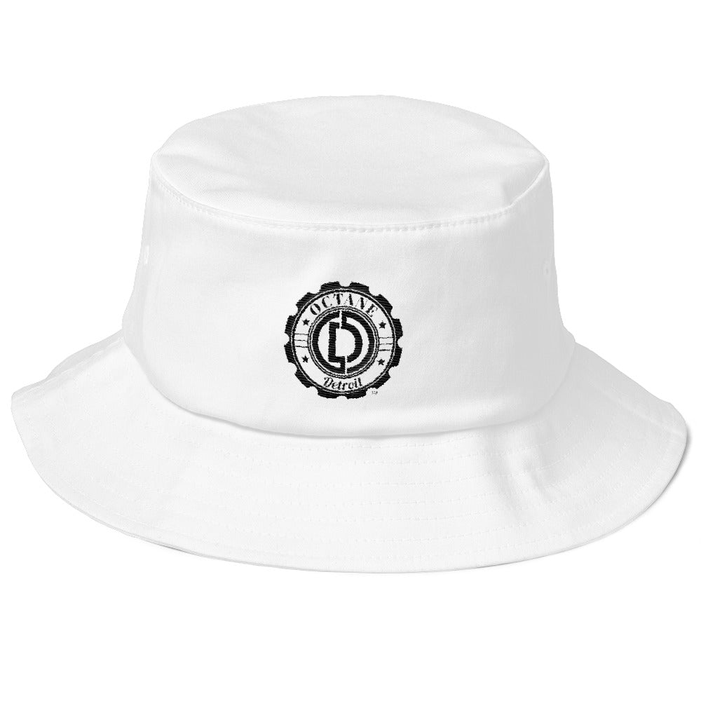 Old School Detroit Octane Bucket Hat