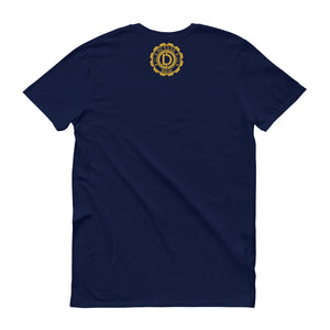 Detroit High Octane Unisex Short sleeve t-shirt.. this one as unique as you are