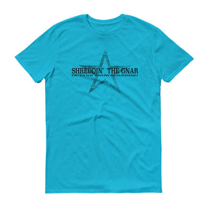 Shreddin' The Gnar Short sleeve t-shirt
