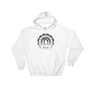 Classic Chrome Detroit Octane Logo Hooded Sweatshirt