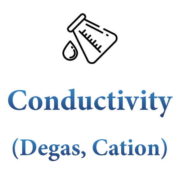 Conductivity (Degas & Cation) Analyzer Consumables