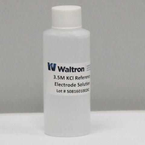 3.5M KCl  Reference Electrode Filling Solution, 2 Oz