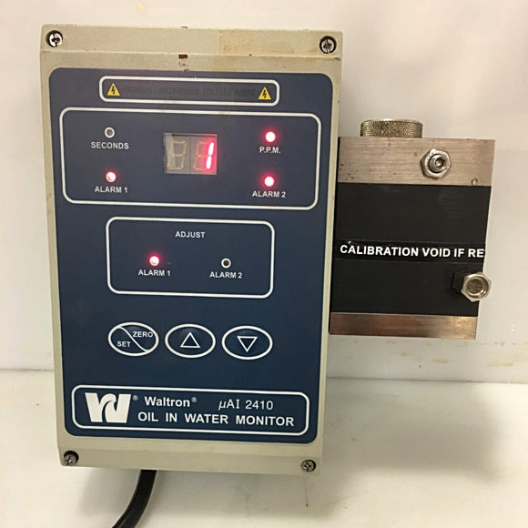 2410 Oil in Water Analyzer- Demo Model