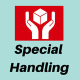 Special Handling - An additional fee of $40 is applied.