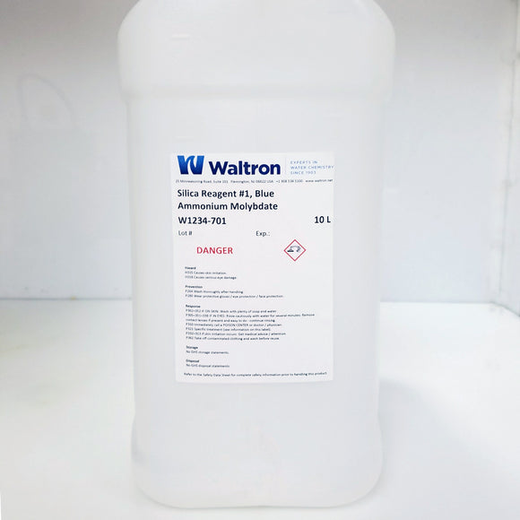 Sulfuric Acid Reagent #1 for Swan COPRA Silica analyzer, 10 Liter