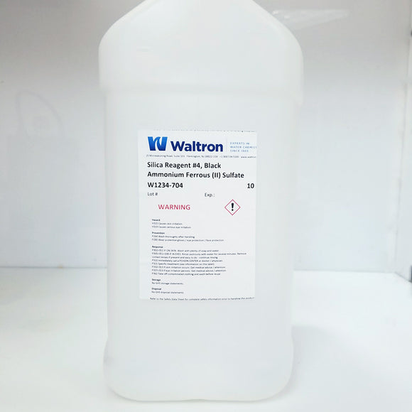 FAS Reagent #4 for Swan COPRA Silica analyzer, 10 Liter