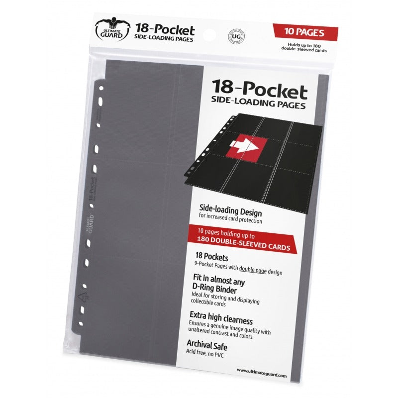 18- Pocket Side Loading Pages