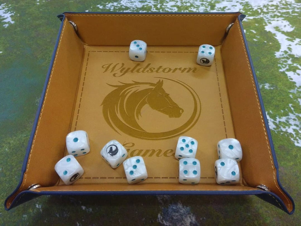 Custom Dice Trays