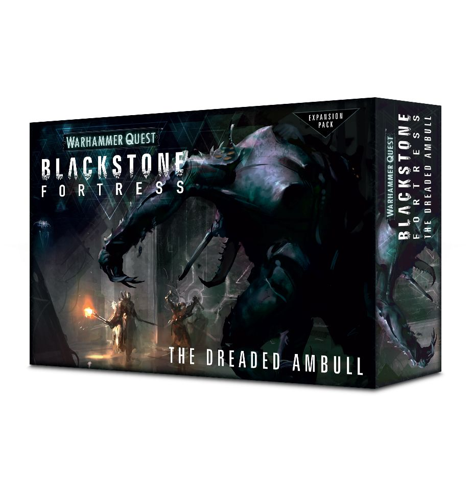 Warhammer Quest: Blackstone Fortress - The Dreaded Ambull
