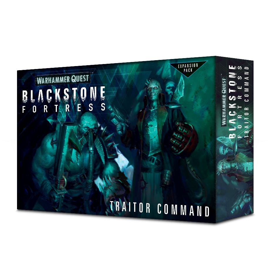 Warhammer Quest: Blackstone Fortress - Traitor Command