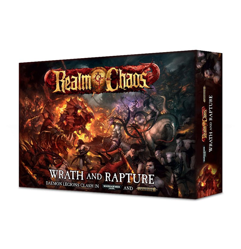 Realm of Chaos - Wrath and Rapture