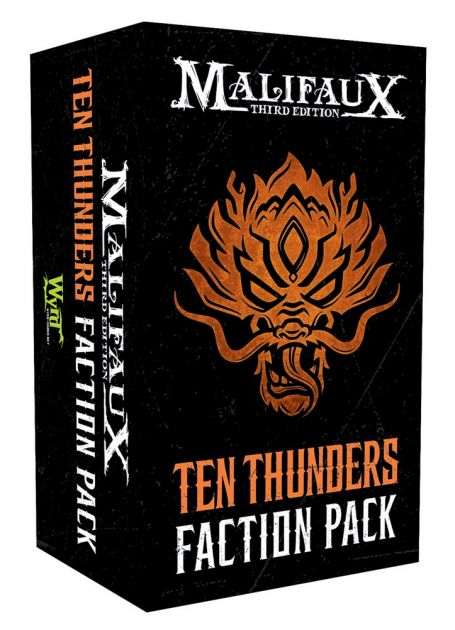 Faction Pack - M3e Malifaux 3rd Edition