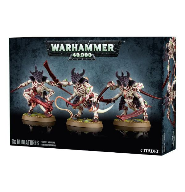 Tyranid Warriors*