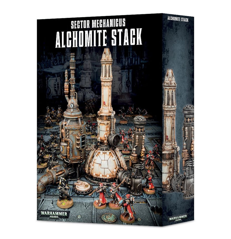 Sector Mechanicus Alchomite Stack*