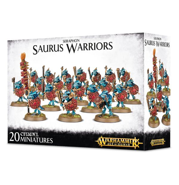 Saurus Warriors*