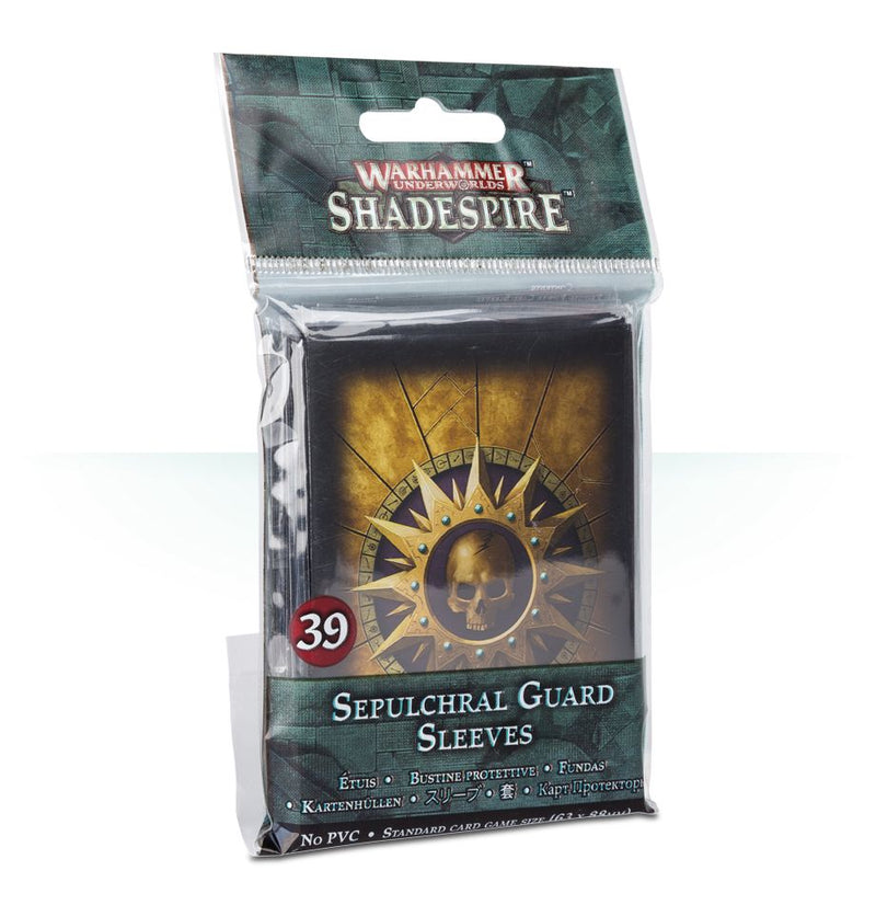 Warhammer Underworlds: Shadespire - Faction Sleeves