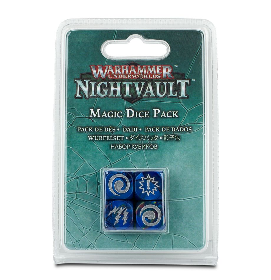 Warhammer Underworlds: Nightvault - Dice Packs
