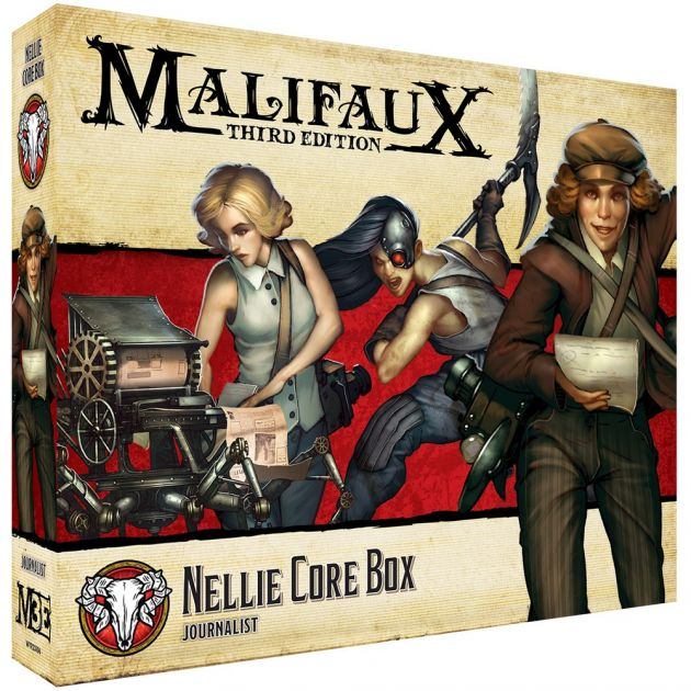 Nellie Core Box