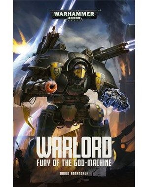 Warlord: Fury Of The God Machine