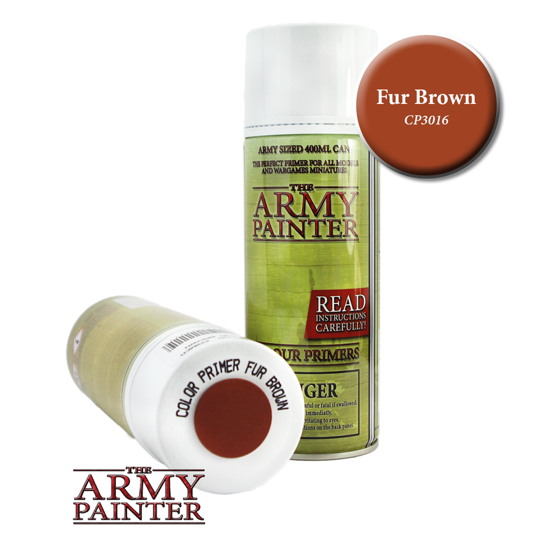 Army Painter Colour Primers
