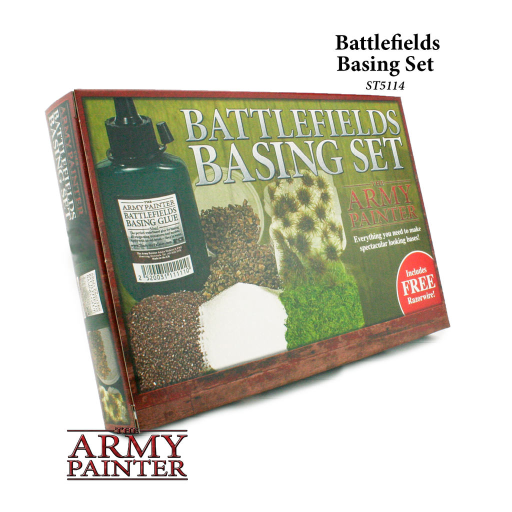 Battlefields Basing Kit