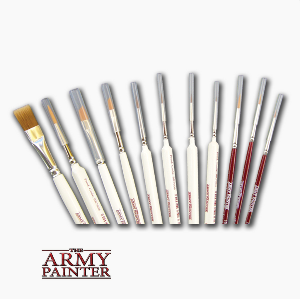 Army Painter Brushes