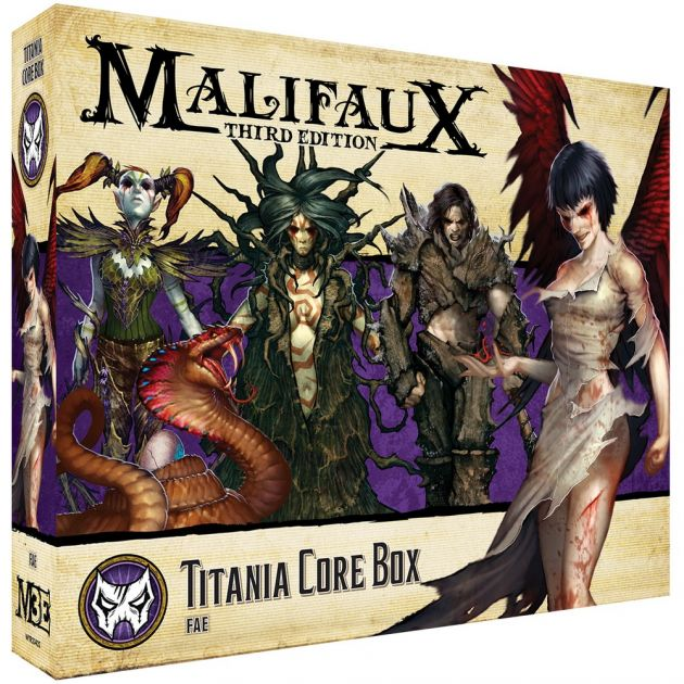 Titania Core Box