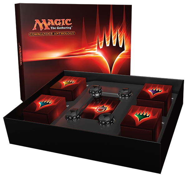 Magic the Gathering - Anthology Boxes