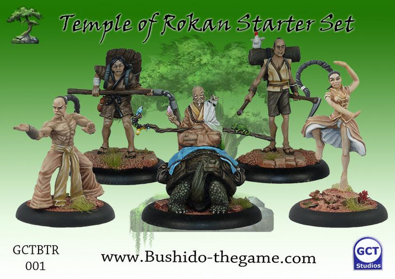 Temple of Ro-Kan Starter Set