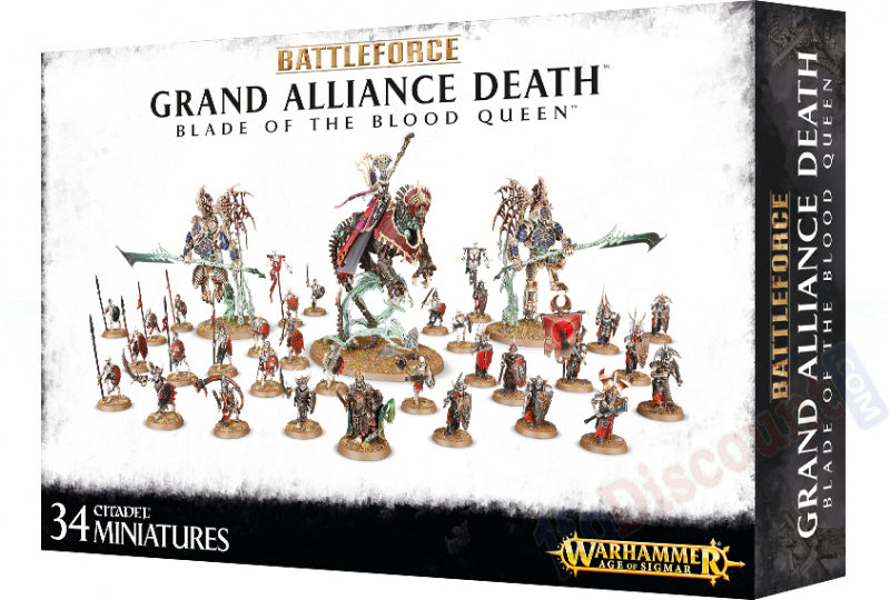 Grand Alliance Death